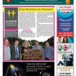 August 2016 Area News cover