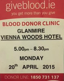 Blood Donor Clinic at Vienna Woods