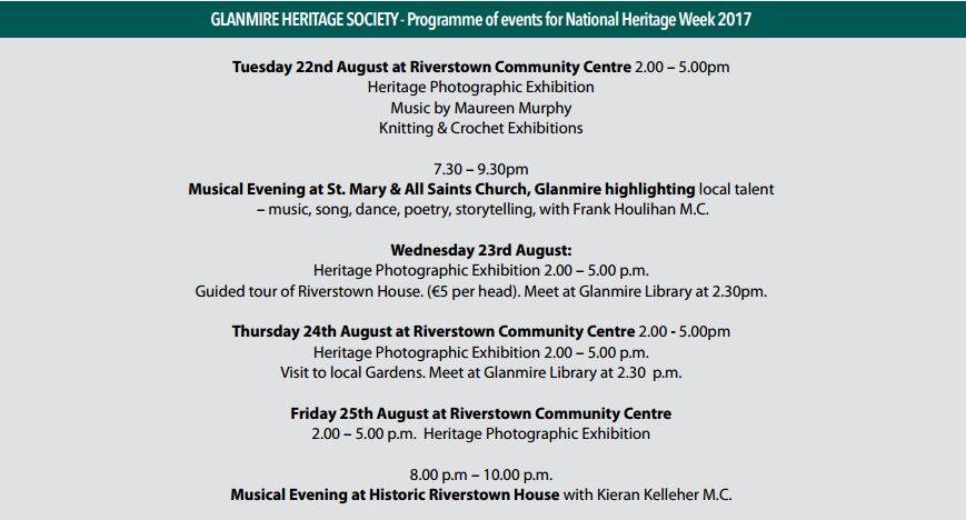 Glanmire-2017-Heritage-Week-programme-of-events
